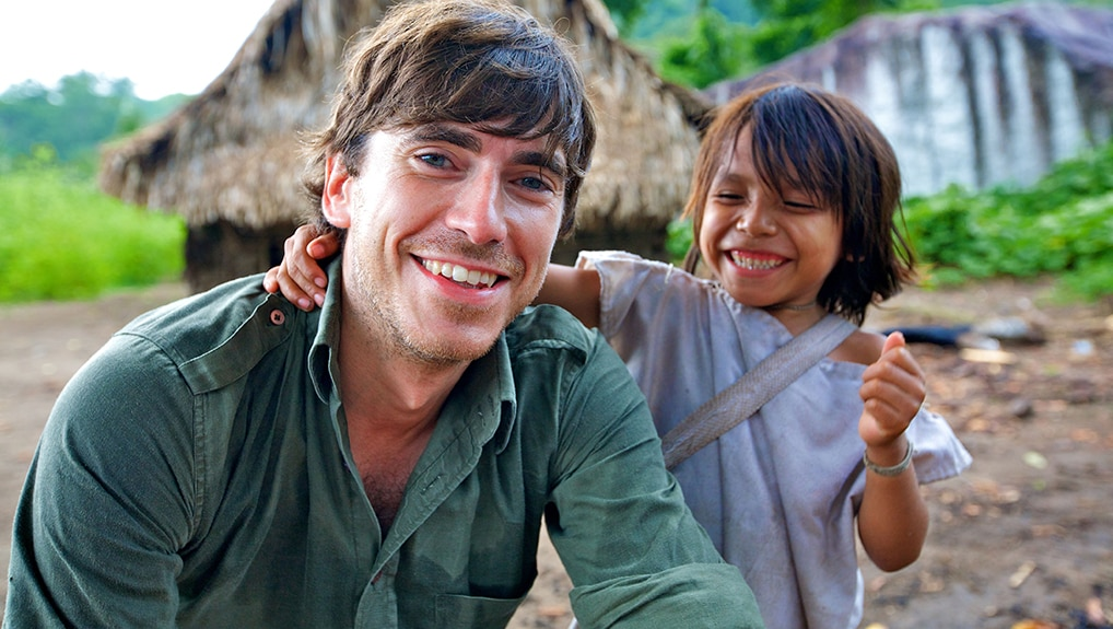 Incredible Journeys with Simon Reeve – S1