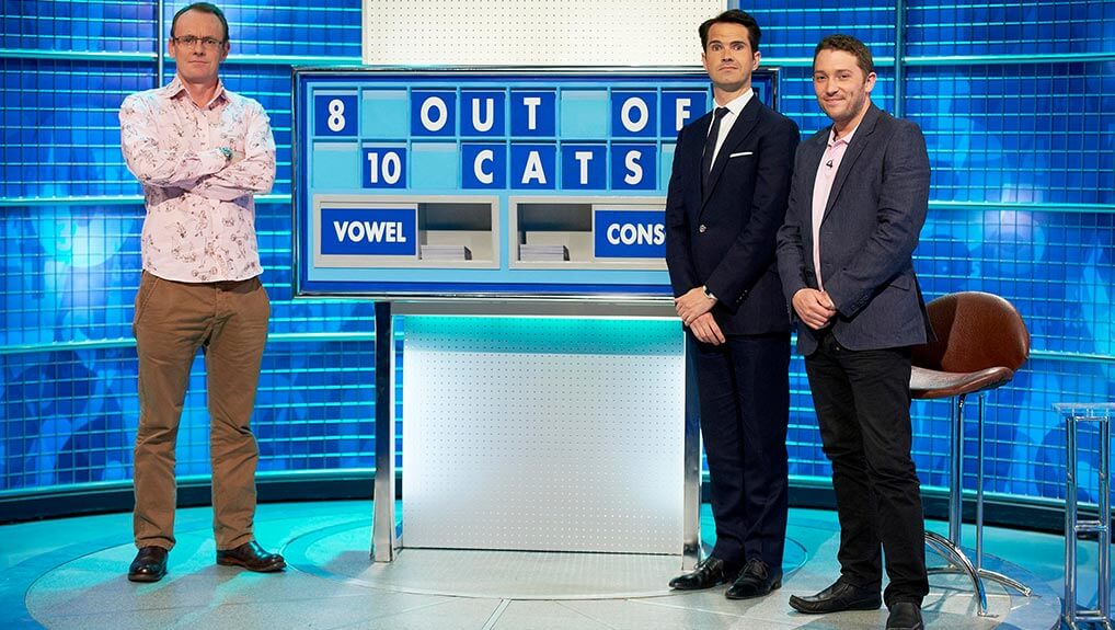 8 Out of 10 Cats Does Countdown- Series 12