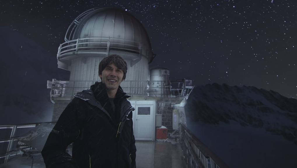Brian Cox's Adventures in Space and Time- Series 1